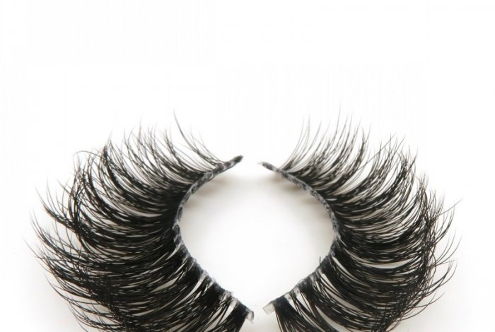 3D Mink effect Silk eyelashes, 3D mink effect faux mink lashes manufacturer-worldbeautyeyelashes