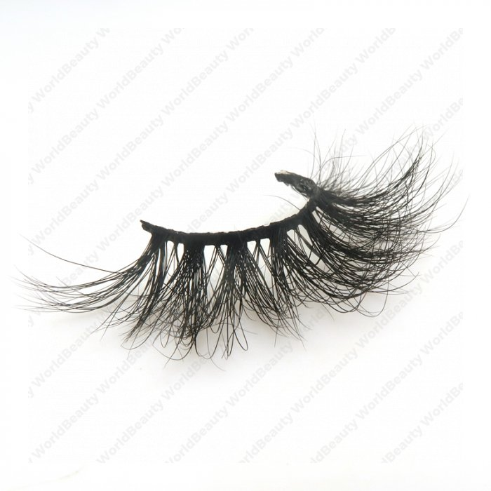 Extra Long 5D Mink Lashes  5D10