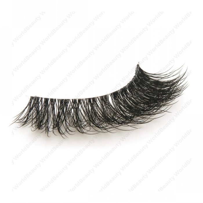 Mink effect 3D faux mink lashes MEC25