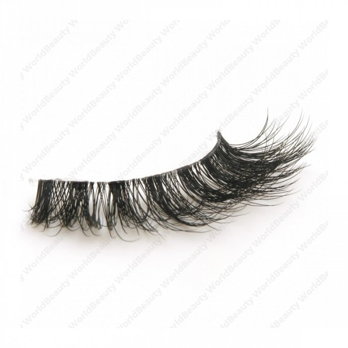Mink effect 3D faux mink lashes MEC22