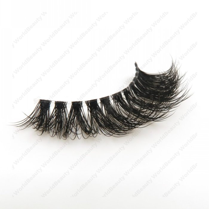 Mink effect 3D faux mink lashes MEC34