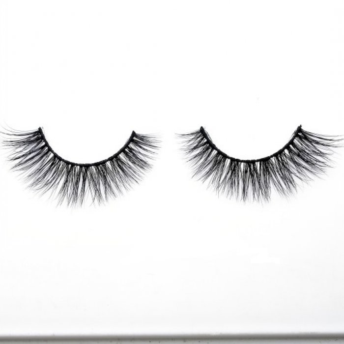 High quality real mink 3D lashes F11