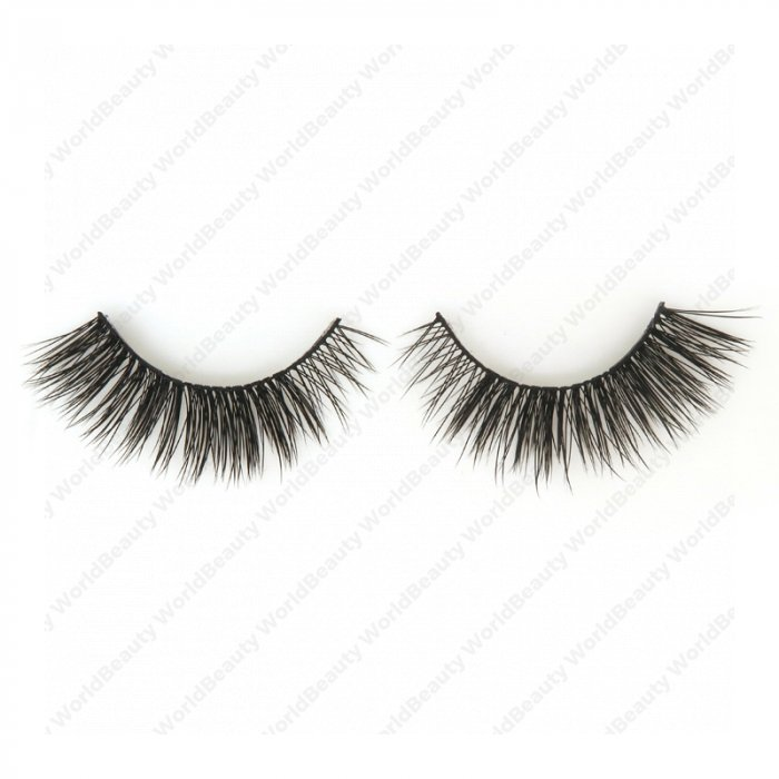 Korea silk 3D super soft effect lashes KSB04