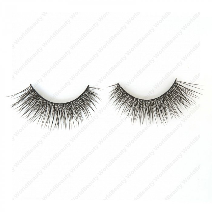 Korea silk 3D super soft effect lashes KSB06