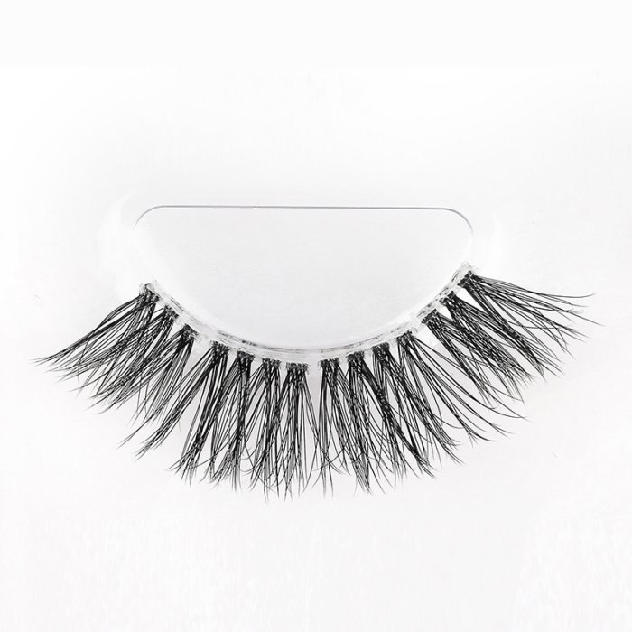 Pre-cut segmented cluster lashes DB16