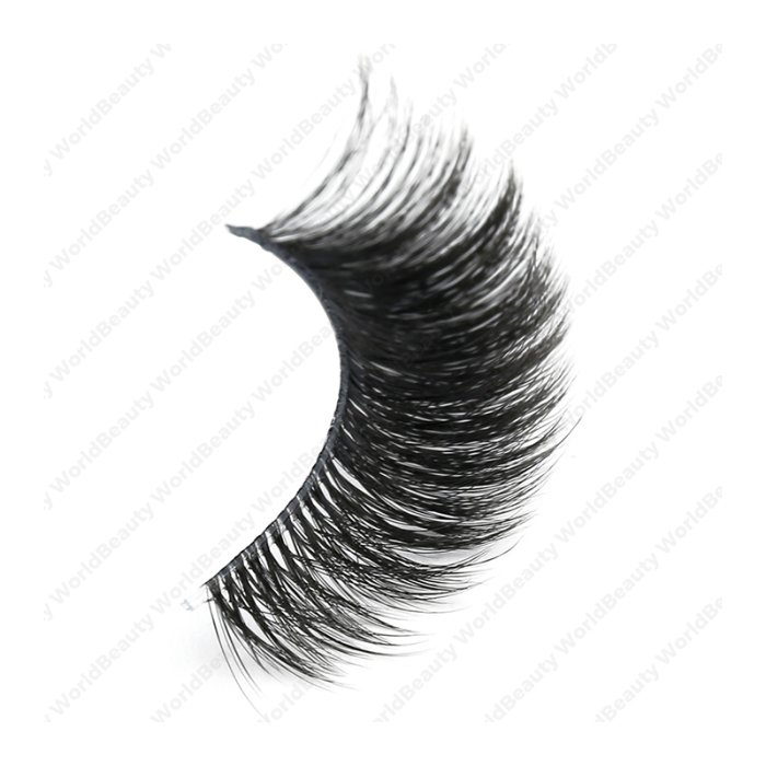 2020 worldbeauty  newest products-3D velvet lashes-VR-19