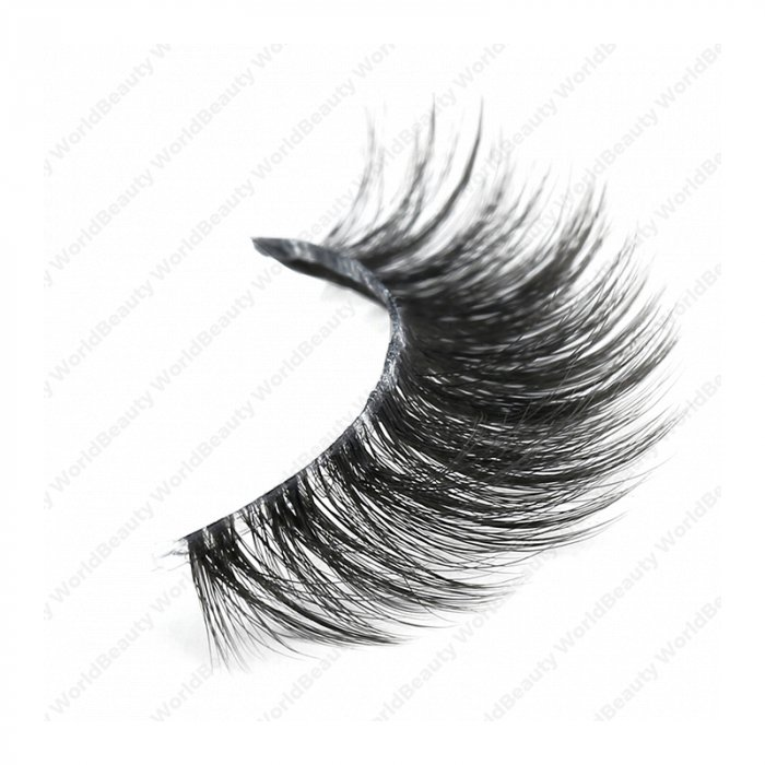 2020 worldbeauty  newest products-3D velvet lashes-VR-17