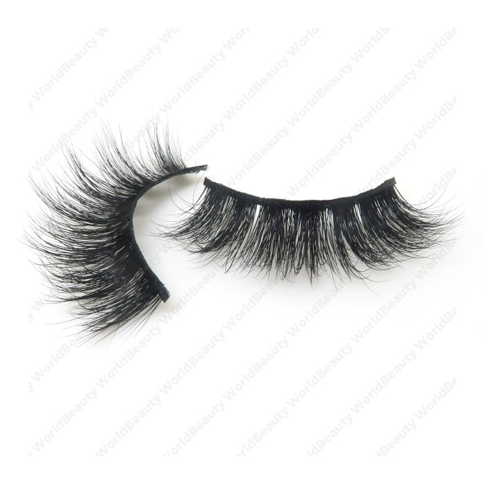 Extra Long 3D Mink Lashes 5D-01