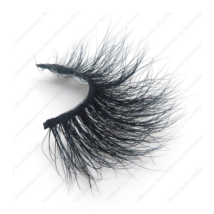 25mm Extra Long 5D Mink Lashes  5D-079Long