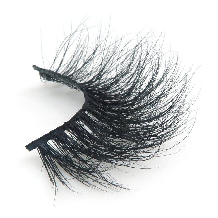 25mm Extra Long 5D Mink Lashes  5D-073Long