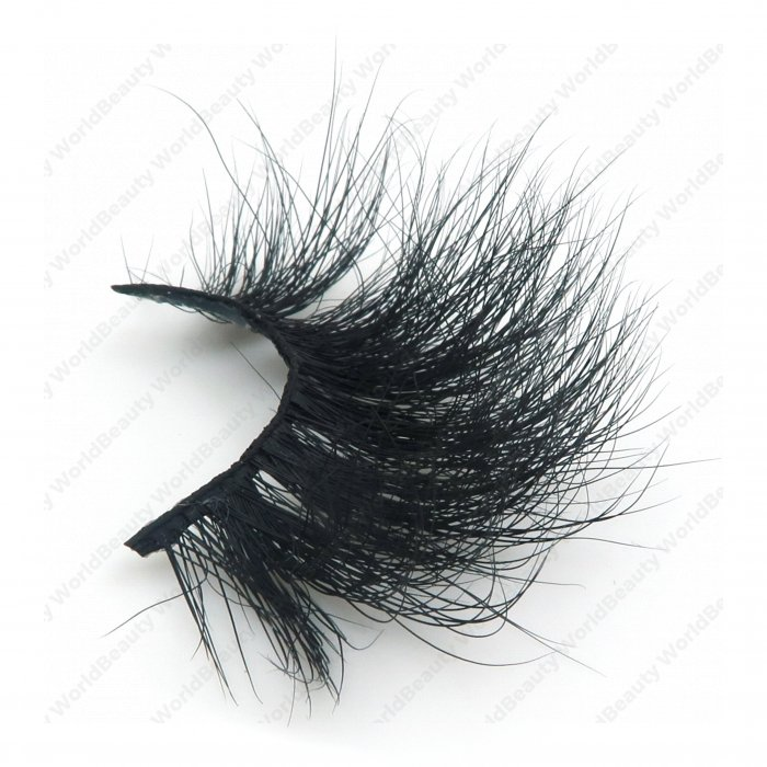 25mm Extra Long 5D Mink Lashes  5D-72Long