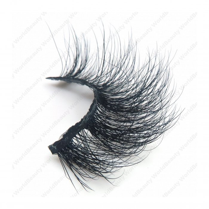 25mm Extra Long 5D Mink Lashes 5D-075Long