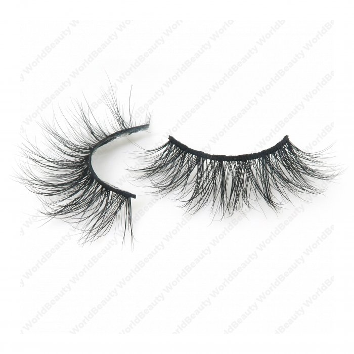 Extra Long 3D Mink Lashes 5D-06