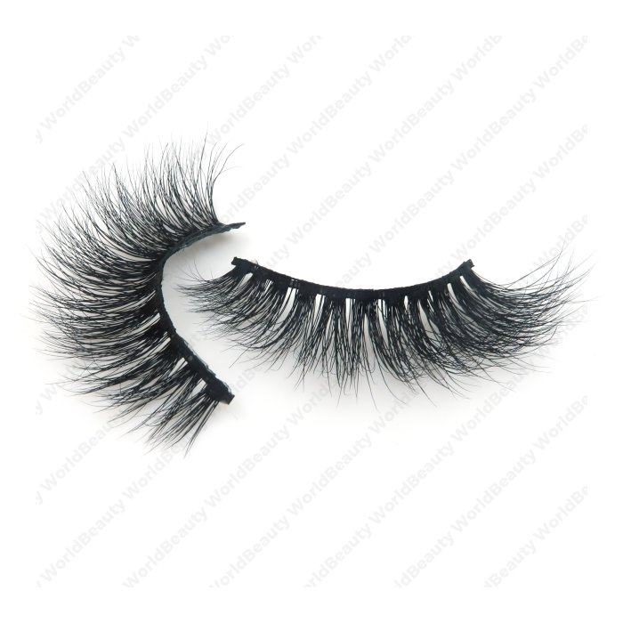 Extra Long 3D Mink Lashes 5D-02A