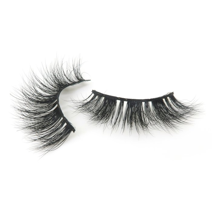 Extra Long 3D Mink Lashes 5D-14