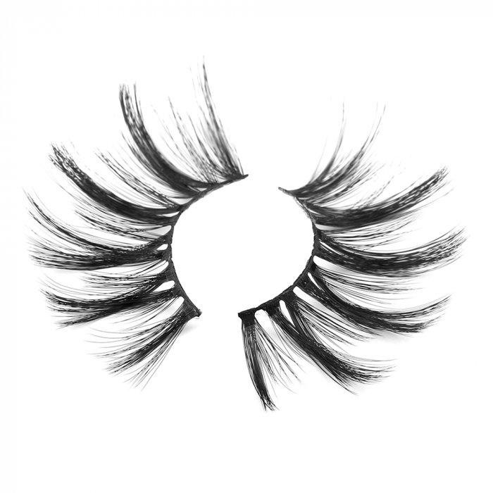 25mm 3D faux mink lashes C3D918