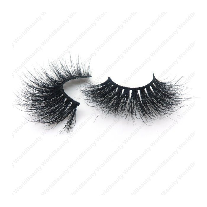 Extra Long 3D Mink Lashes 5D-05