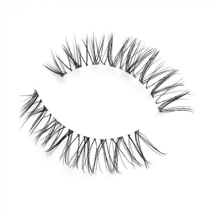 Bandless clear band 3D Lashes-BDL02