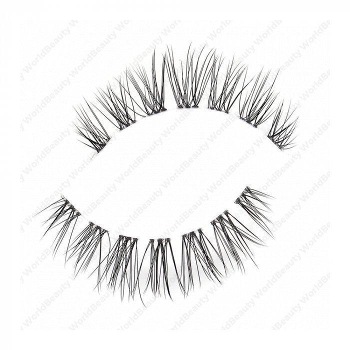 Bandless clear band 3D Lashes-BDL 38