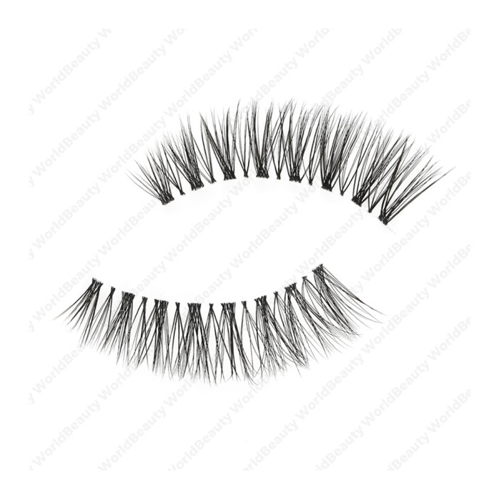 Bandless clear band 3D Lashes-BDL25