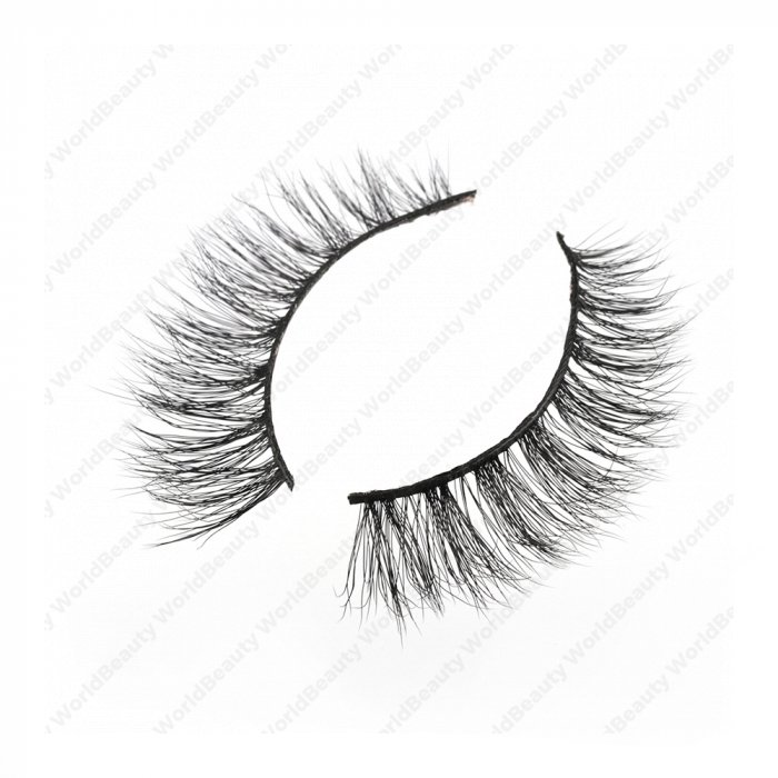 New 3D mink effect cat eyelashes-VIP68