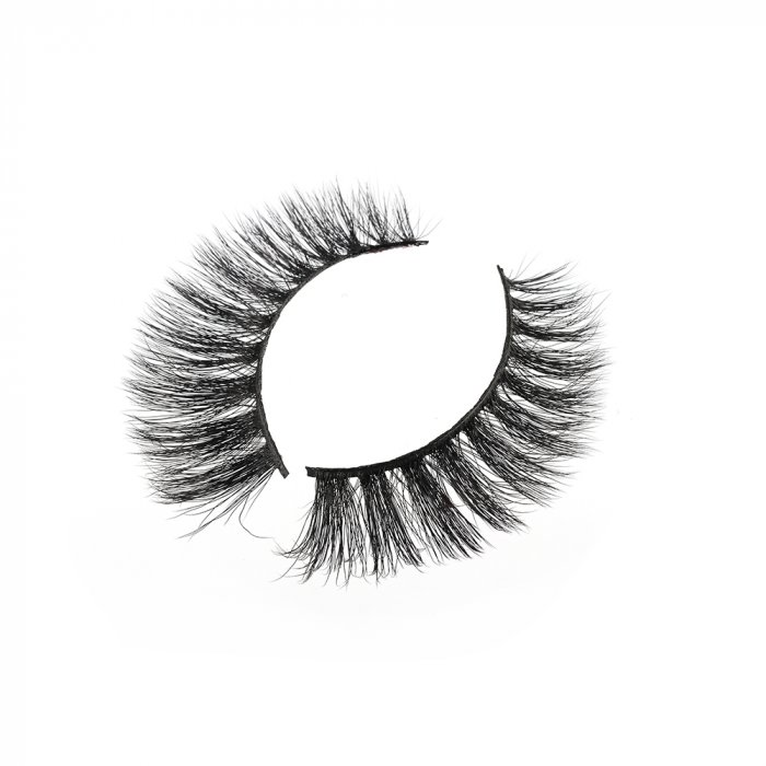 New 3D mink effect cat eyelashes-VIP65