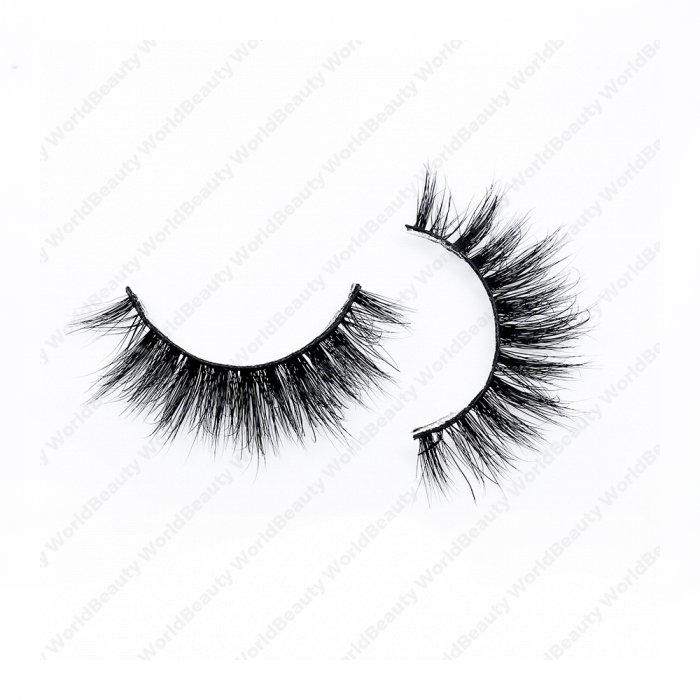 High quality real mink 3D lashes F26