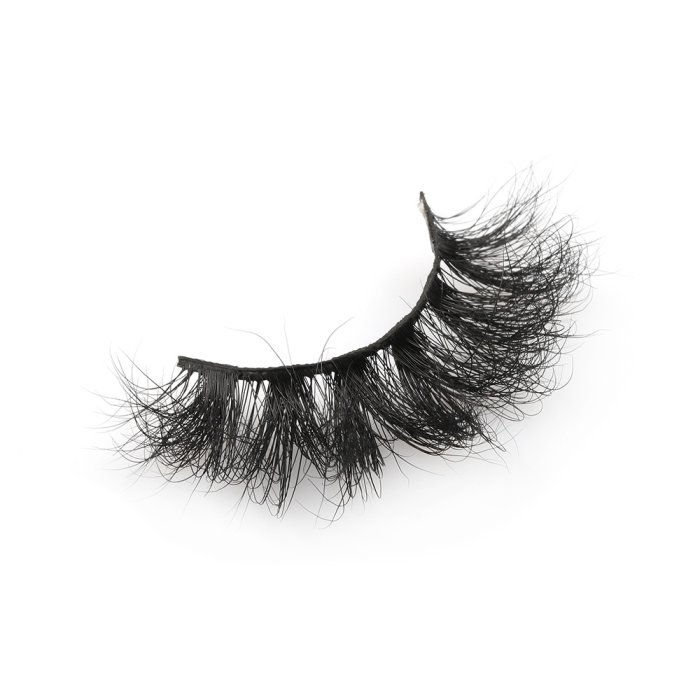 20mm fluffy 8d mink lashes FMZ-002B