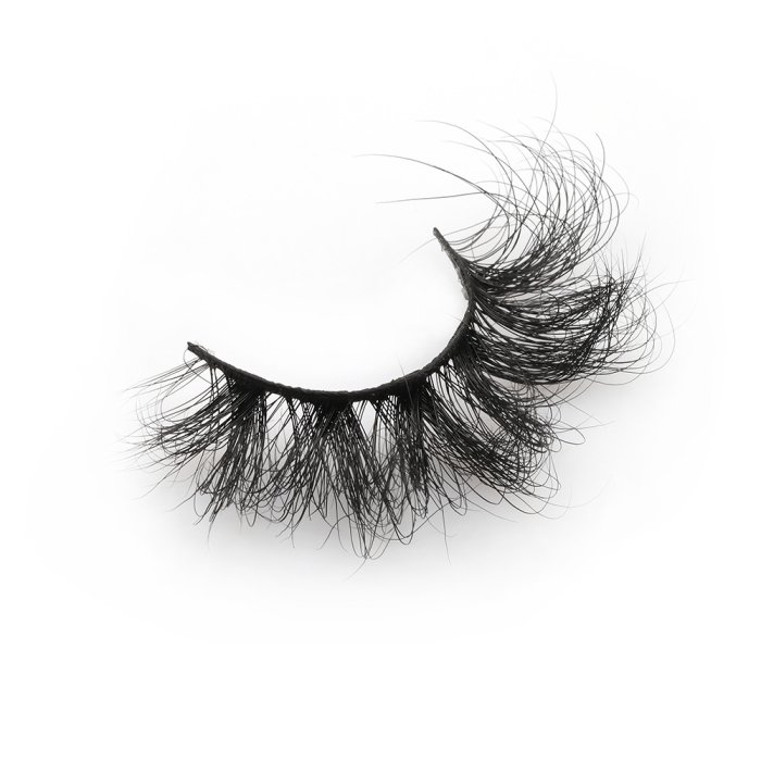 20mm fluffy 8d mink lashes FMZ-001B