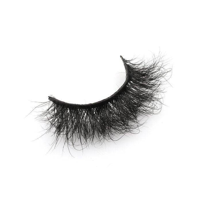 20mm fluffy 8d mink lashes FMZ-004B