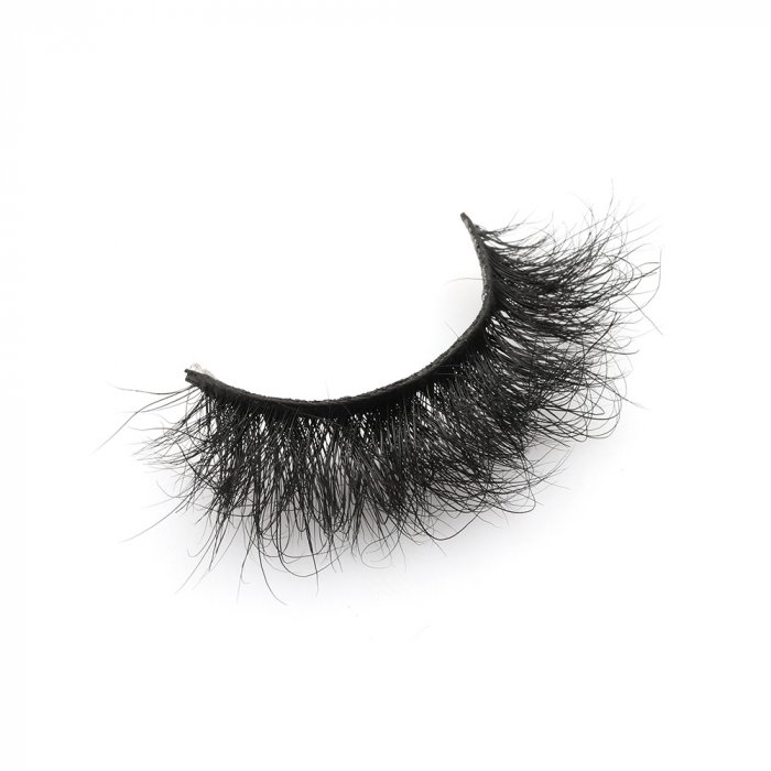 20mm fluffy 8d mink lashes FMZ-005B