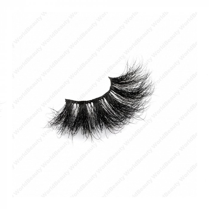 30mm fluffy 8d mink lashes FMS-5B