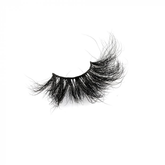 30mm fluffy 8d mink lashes FMS-8B