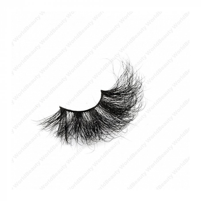 30mm fluffy 8d mink lashes FMS-6B