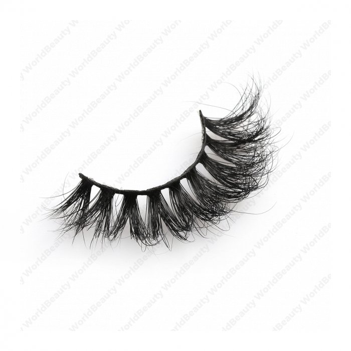 20mm fluffy 8d mink lashes FMZ-007B