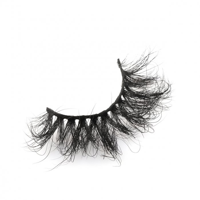 20mm fluffy 8d mink lashes FMZ-006B
