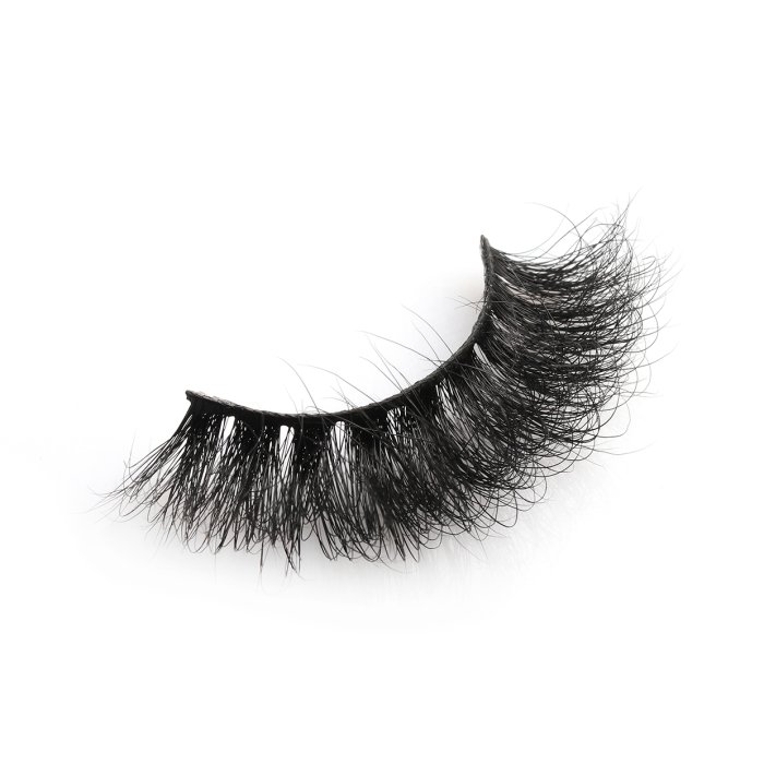 20mm fluffy 8d mink lashes FMZ-008B