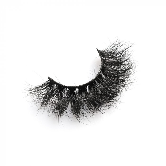 20mm fluffy 8d mink lashes FMZ-010B