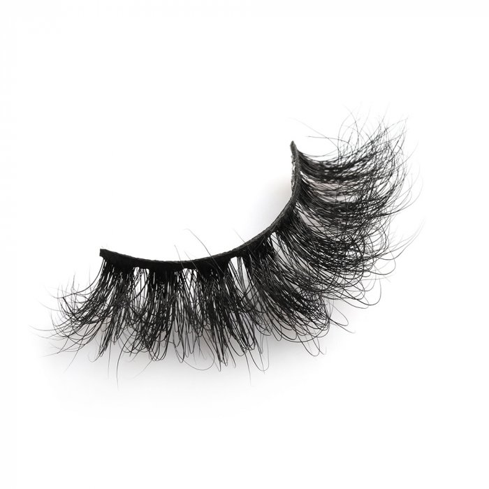 20mm fluffy 8d mink lashes FMZ-012B