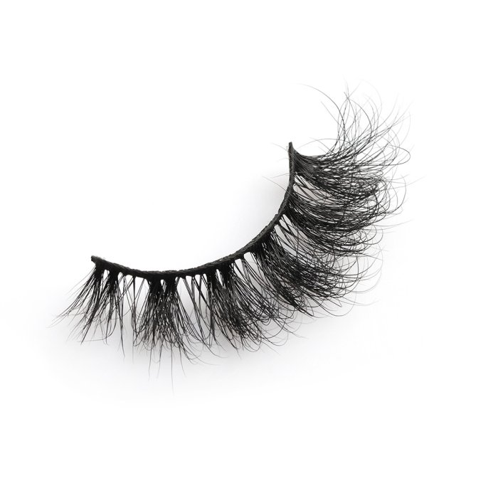 20mm fluffy 8d mink lashes FMZ-013B