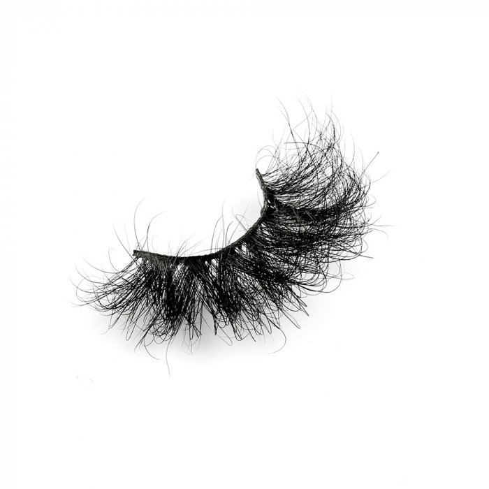 25mm fluffy 8d mink lashes-FMK 025B