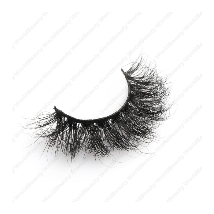 20mm fluffy 8d mink lashes FMZ-015B