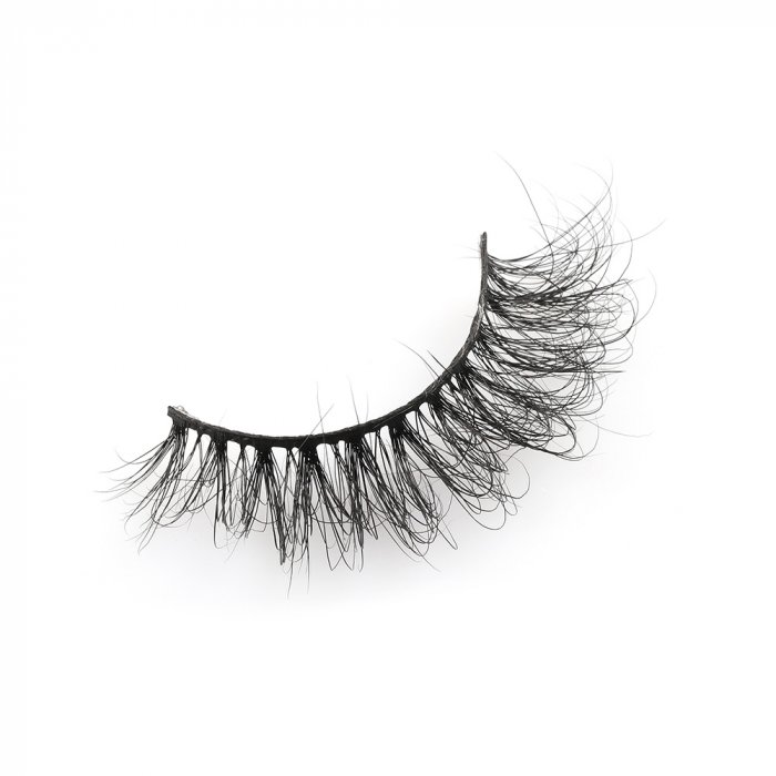 20mm fluffy 8d mink lashes FMZ-055B