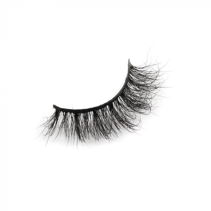 20mm fluffy 8d mink lashes FMZ-068B