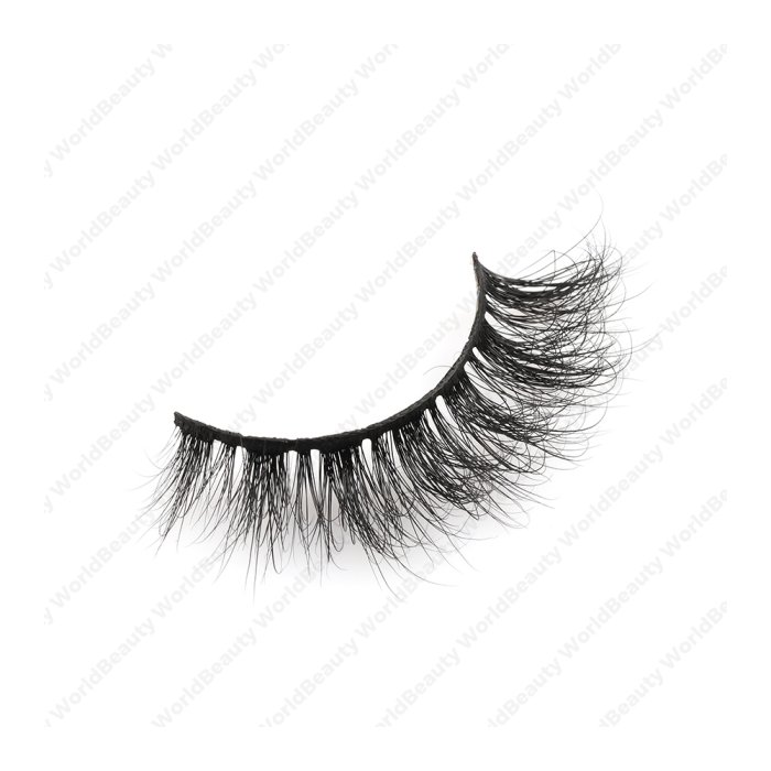 20mm fluffy 8d mink lashes FMZ-037B