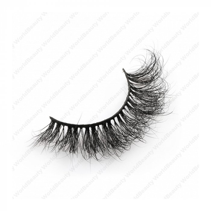 20mm fluffy 8d mink lashes FMZ-065B
