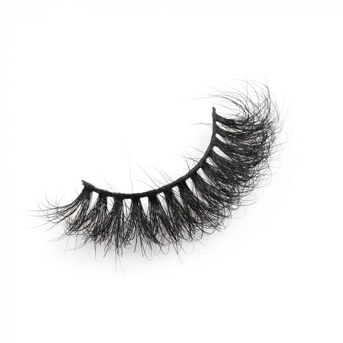 20mm fluffy 8d mink lashes FMZ-034B