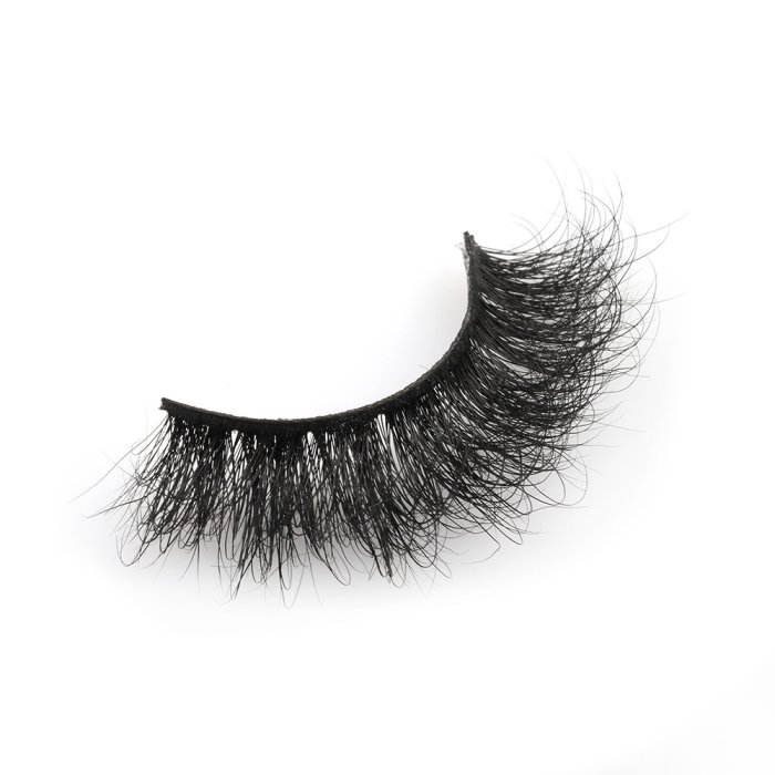 20mm fluffy 8d mink lashes FMZ-020B