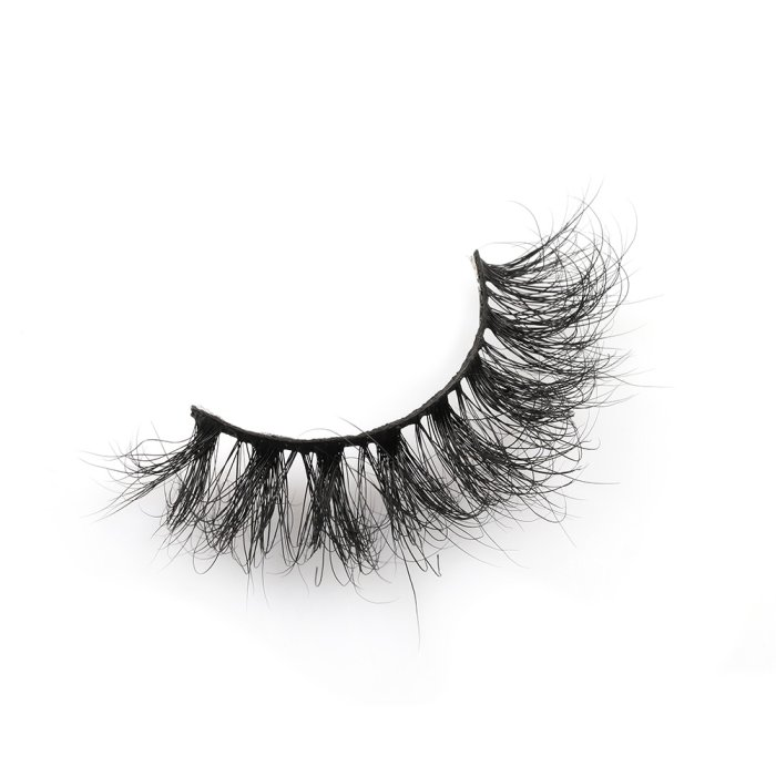 20mm fluffy 8d mink lashes FMZ-052B