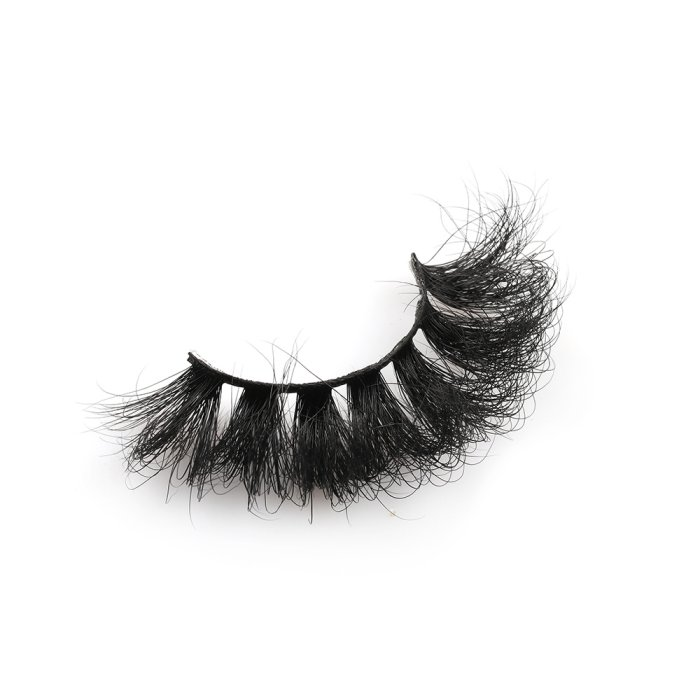 20mm fluffy 8d mink lashes FMZ-029B
